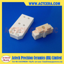 Customized Manufacturing Zirconia and Alumina Ceramic Parts