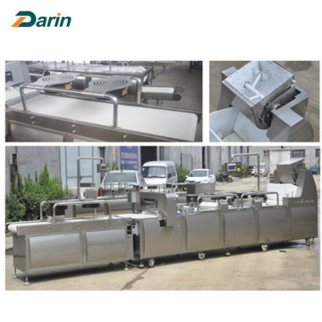 Complete Chocolate Cereal Bar Production Line Machines