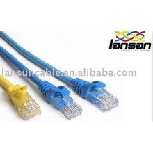Cat6 patch rj45 cat6 8p8c utp plug OEM disponible
