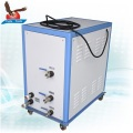 Water chiller system with high quality materials
