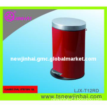Hot Sale S/S Outdoor Pedal bin /garbage can / litterbin