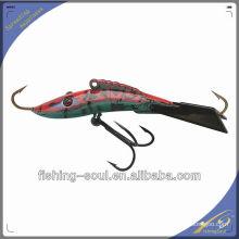 ICL016 Leurre de pêche à l'appât dur