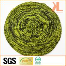 100% Acrylic Mixed Ab Yarned Knitted Beret