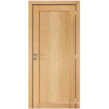 Estilete composto folheado e estilo do artesão da porta do trilho