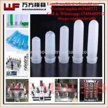 Compre Botella de aceite para mascotas Preform Mold / OEM Diseño personalizado inyección Botella de aceite para mascotas Preforma Molde hecho en China