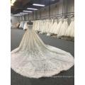 2018 Nouvelle robe de mariée princesse dentelle robe de mariée sur mesure en Chine