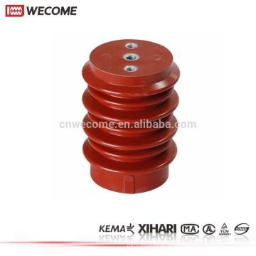 KEMA a témoigné l'isolateur de support de barre omnibus de résine époxyde de moyenne tension