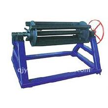 Machine hydraulique automatique de manueluncoiler de QJ pour la feuille en métal