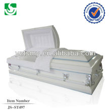 JS-ST497 steel caskets made in China