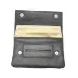 China direct wholesale leather pouch bag for tobacco