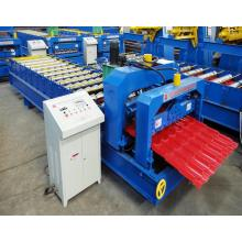 New type High Quality Glazed Roofing Sheet Roll Forming Machine