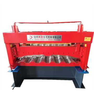 Container Board car panel machine