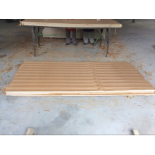Two Sides Teak Veneer MDF 17mm