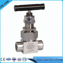 Fábrica de válvulas de alívio de pressão de aço inoxidável