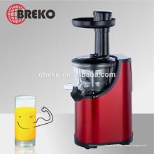 Extractor de exprimidor industrial fabricante de helados prensa fría manual juicer lento