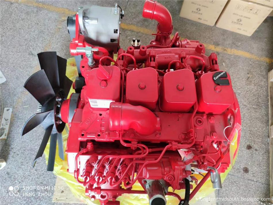 Cumming Engine B140 339