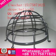 Protector de dedo industrial espiral de la fan de Alibaba Trade Assurance con la cubierta de la parrilla del protector del ventilador del metal