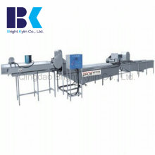 Blanching Cozinhar (TUNSHUI) Máquina de Assemblyline
