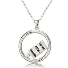 Мода Ювелирные изделия Франции Оптовые ожерелье кулон или прелести