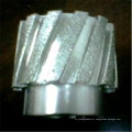Diamond mental bond grnding head for brake pad