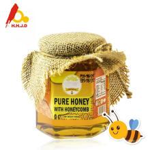 Definición natural pura de la miel casto