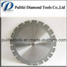 Lame de scie de cercle de disque de coupe de diamant pour la pierre de quartz