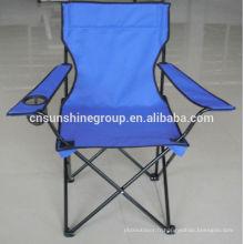 2015 vente chaude camo chaise de camping, camping de polyester de chaise, chaise de camping polyester