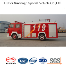 15ton Steyrking Water Fire Truck Euro3