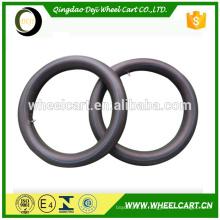 Motocicleta de qingdao China tubo interno de borracha natural 3.00-18