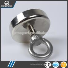 China manufactory boa qualidade rodada gancho de teto magnético