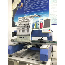 Computerized Single-Head Cap Embroidery Machine Wonyo