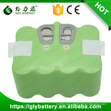 OEM custom logo brands name vacuum cleaner battery sc3000mah battery 14.4v nimh battery pack