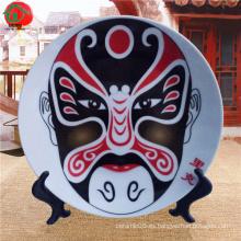 2015 Nuevos platos y placas de cerámica de diseño porcelana vajilla