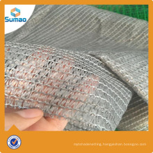 Flat wire shade net agricultural shade net