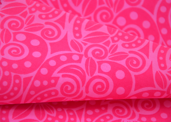 Cotton Polyester Printed Fabric