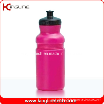 Plastic Sport Water Bottle, Plastic Sport Bottle, 550ml Plastic Drink Bottle (KL-6513)