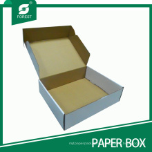 2016 Hot Sale Folding White Packaging Box