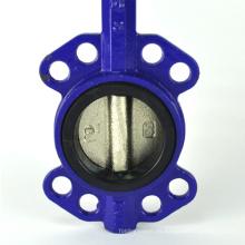 Distribuidor JKTL válvula de mariposa de entrada superior