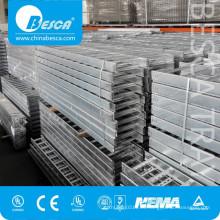 Escalera de cable eléctrico de alta calidad Escalera de acero Proveedor