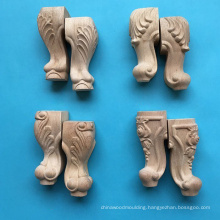 Carved Wooden Table Leg,Furniture Foot,Sofa Legs