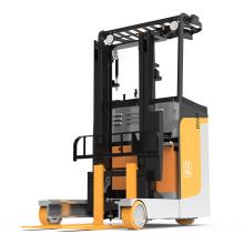 équipement d'entrepôt de chariot à mât rétractable FRA15 de puissance de batterie électrique