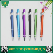 Small MOQ Aluminum df Ball Pen