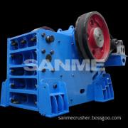 SANME JC Series Granite Stone Jaw Crusher Production Line