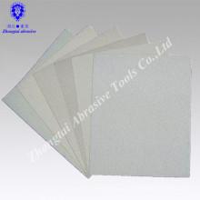 Beschichtetes Sandpapier