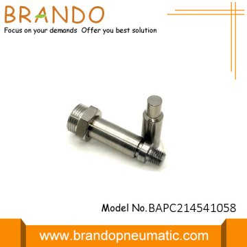 Silver solenoid valve with a diameter of 14.5mm