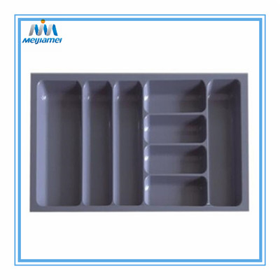 Quality Plastic Cutlery Tray For Drawers 950mm