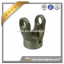 China OEM Plain Bore Yoke with Pin Hole & Threaded Hole