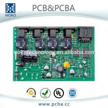 Assemblée de carte PCB adaptée aux besoins du client, carte PCB clé en main et service d'assemblée