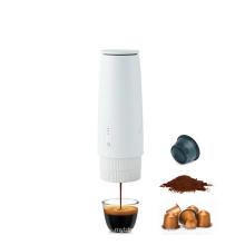 Household Full Automatic Coffee Capsule Machine Mini Portable Electric Coffee Maker Machine White Electric Coffee Machine