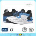 Men′s Mesh Upper Lace up Running Shoe